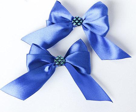 Kokardka niebieska z łuską (1)
