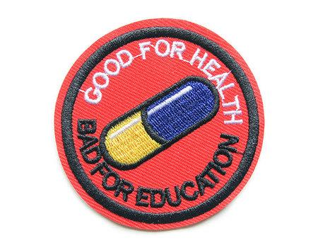 GOOD FOR HEALTH NASZYWKA (1)