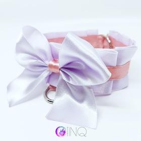 OBRÓŻKA fioletowo różowa