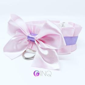 OBRÓŻKA różowo fioletowa