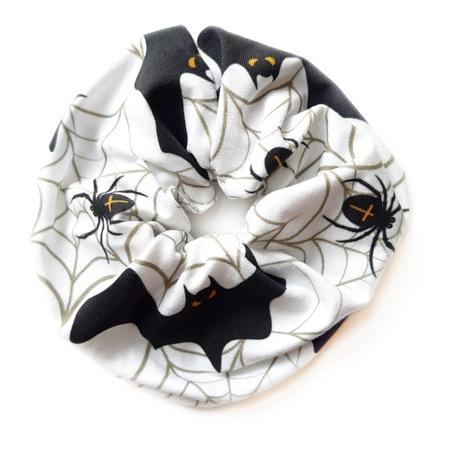 Halloween scrunchies - zestaw (2)
